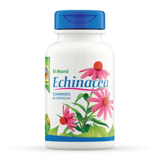 echinacea capsulas El Mana