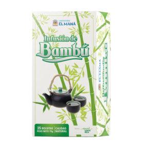 Infusion de Bambú El Maná