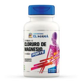 Cloruro de Magnesio Forte Salud de Huesos y Articulaciones