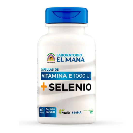 Vitamina E + Selenio