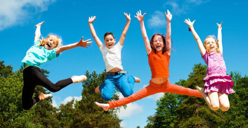 mantener saludable el sistema inmunológico de nuestros niños