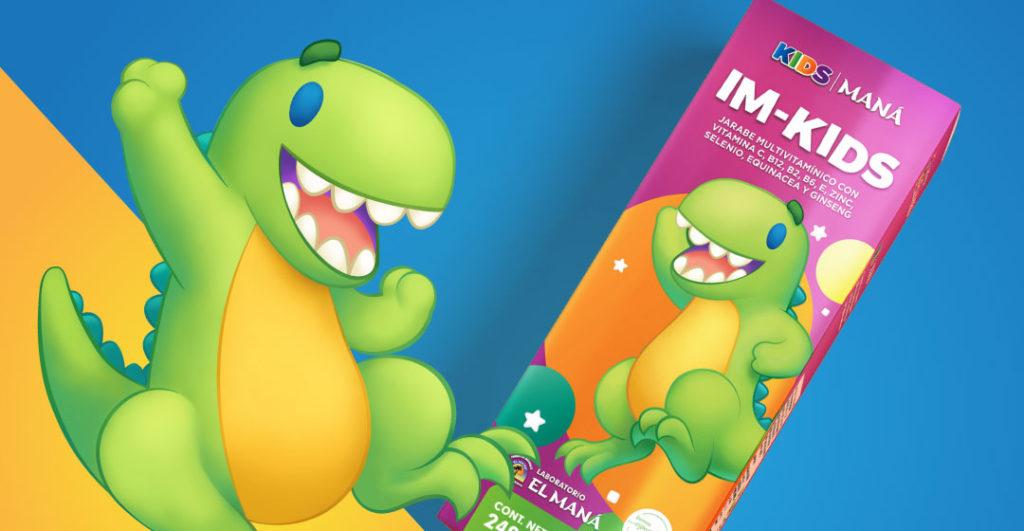 IM-KIDS es un excelente producto para estimular el sistema inmunológico